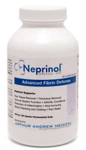 Neprinol is the most popular Peyronie's disease treatment today.  Its enzyme base is broad and more concentrated than others.